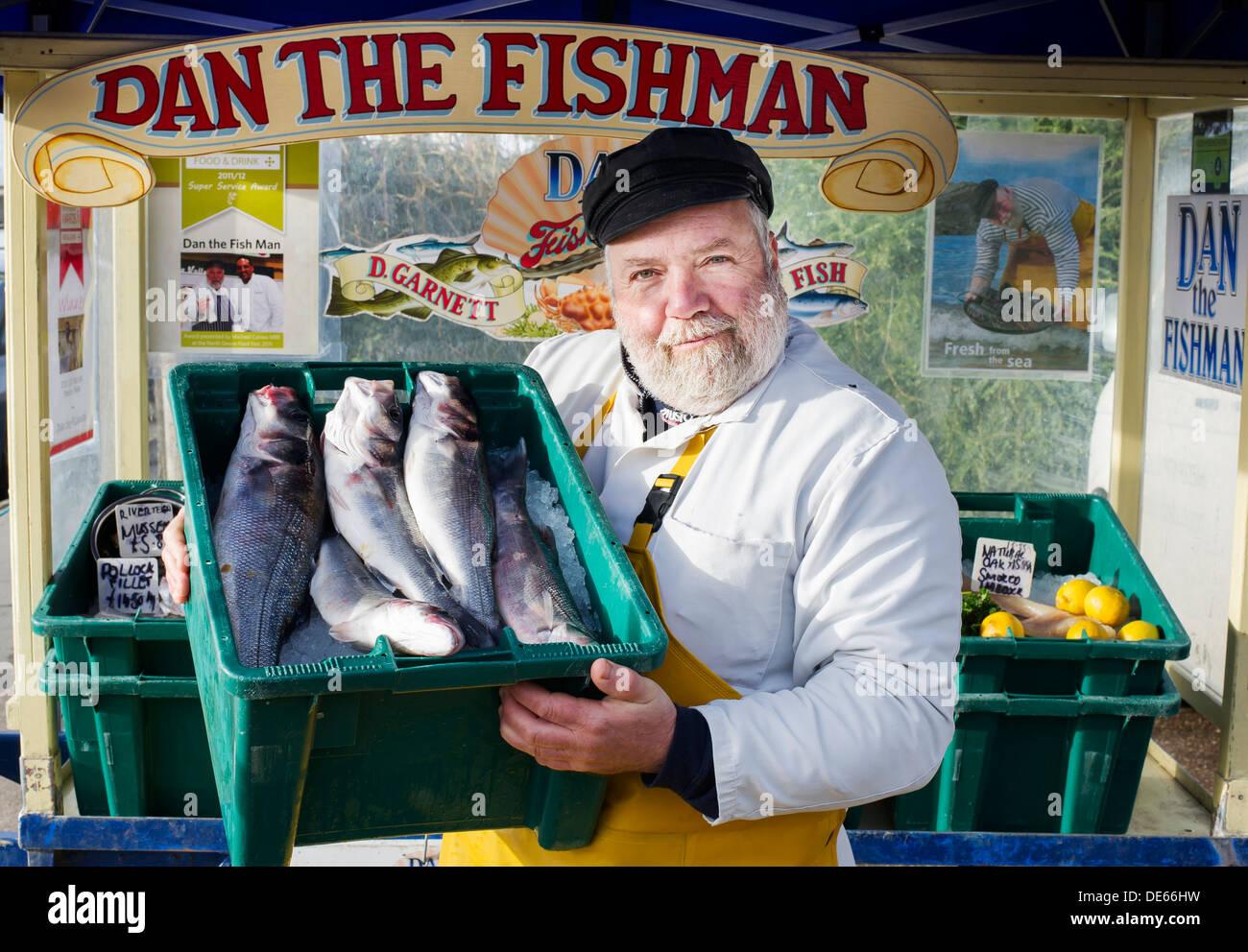 der fische mann