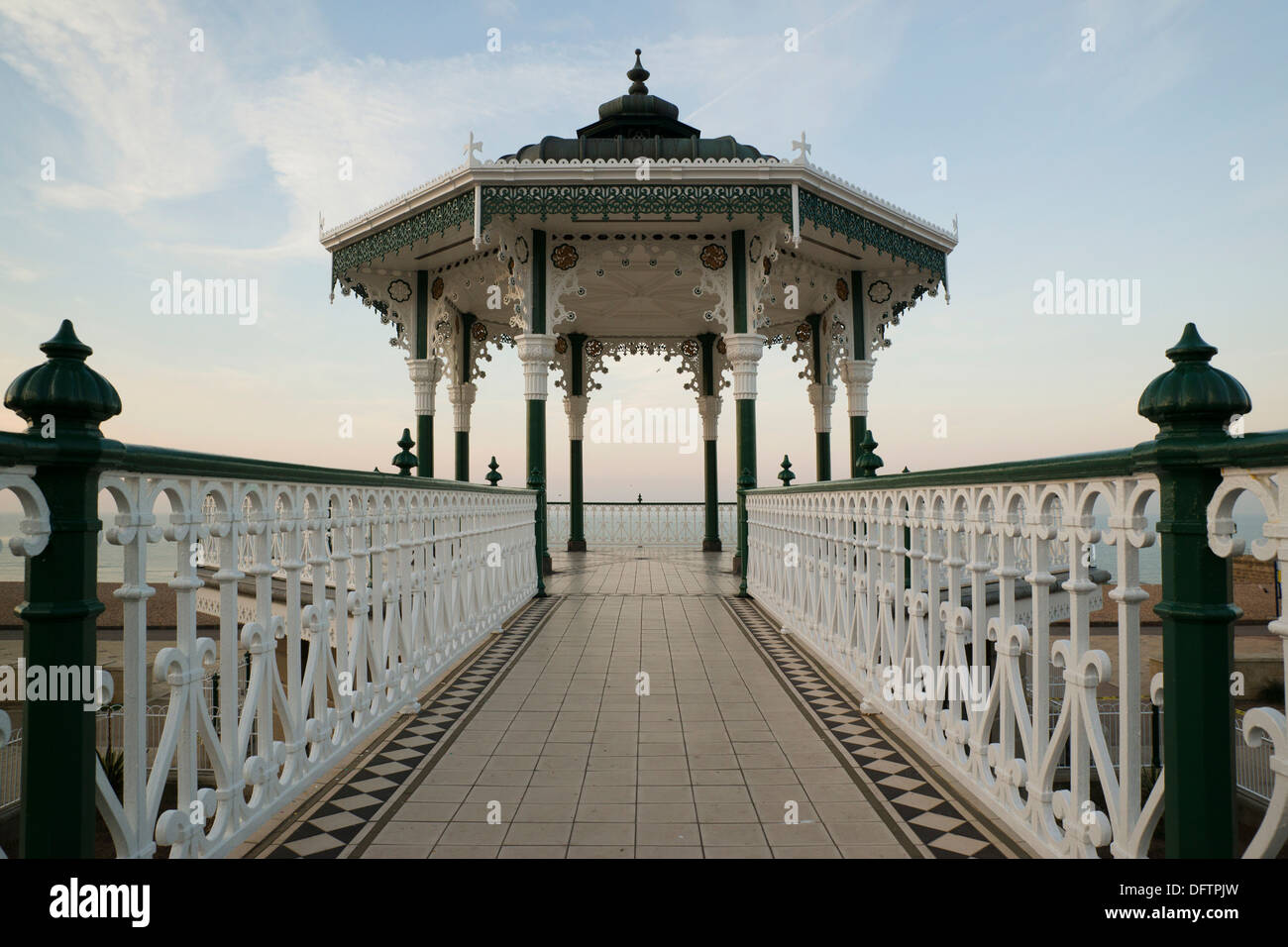 Pavillon, Brighton, East Sussex, England, Vereinigtes Königreich Stockbild
