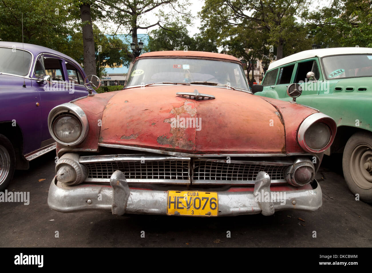 alte amerikanische autos aus den 1950er jahren noch als. Black Bedroom Furniture Sets. Home Design Ideas