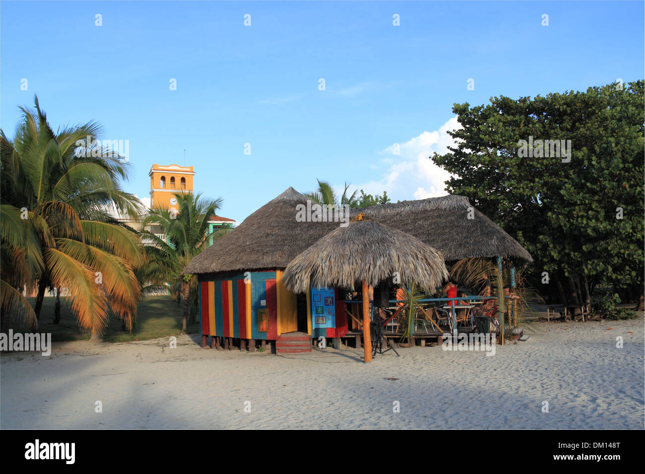 strandbar hotel brisas trinidad del mar playa anc n trinidad provinz sancti sp ritus kuba. Black Bedroom Furniture Sets. Home Design Ideas