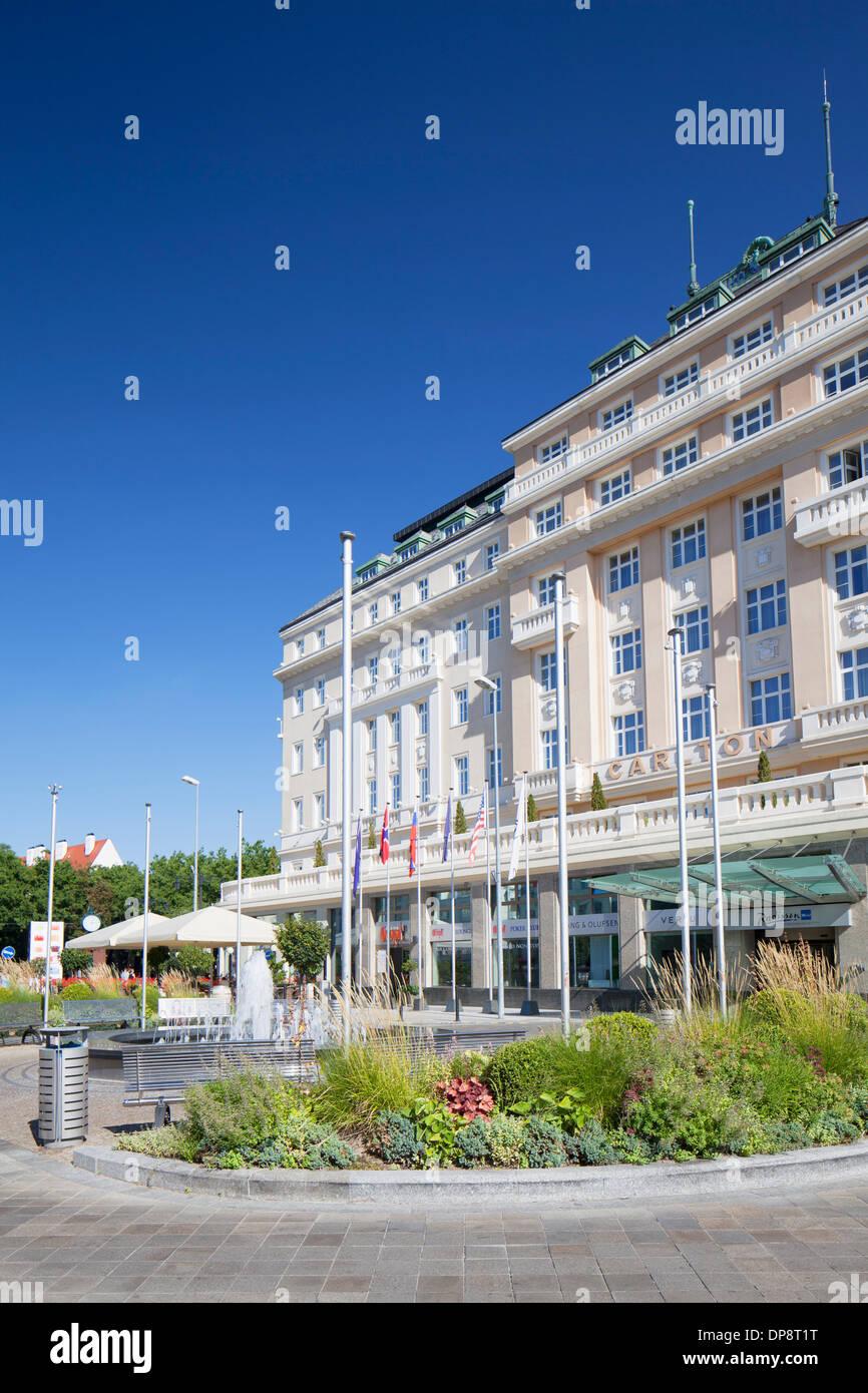 City Hotel Bratislava Hotel Bratislava Slowakei