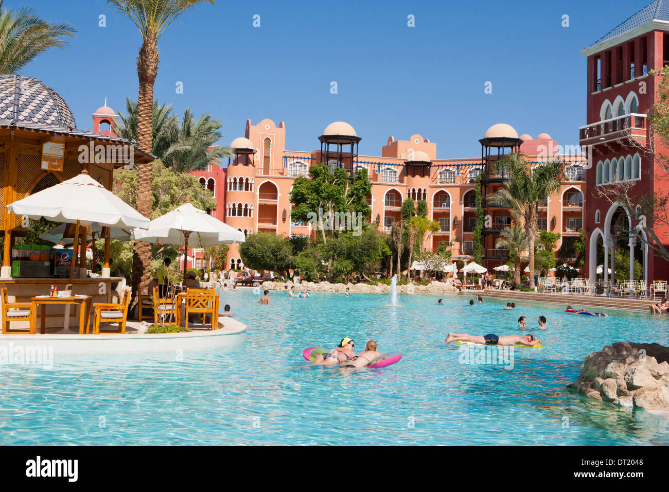 Agypten Hurghada The Grand Hotel