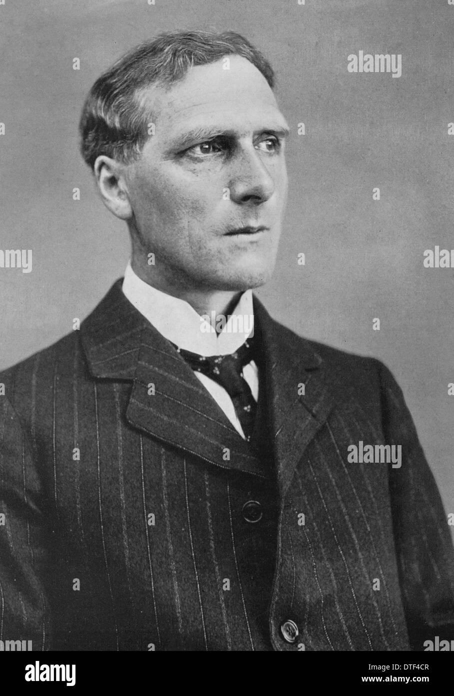 Arthur Keith (1866-1955) Stockbild