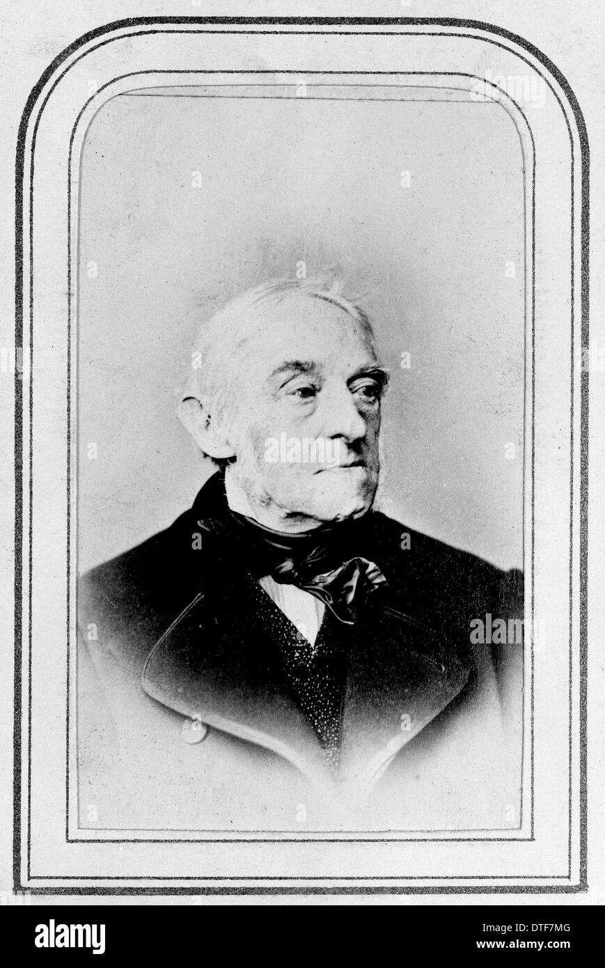 Carl Friedrich Philipp von Martius (1794-1868) Stockbild