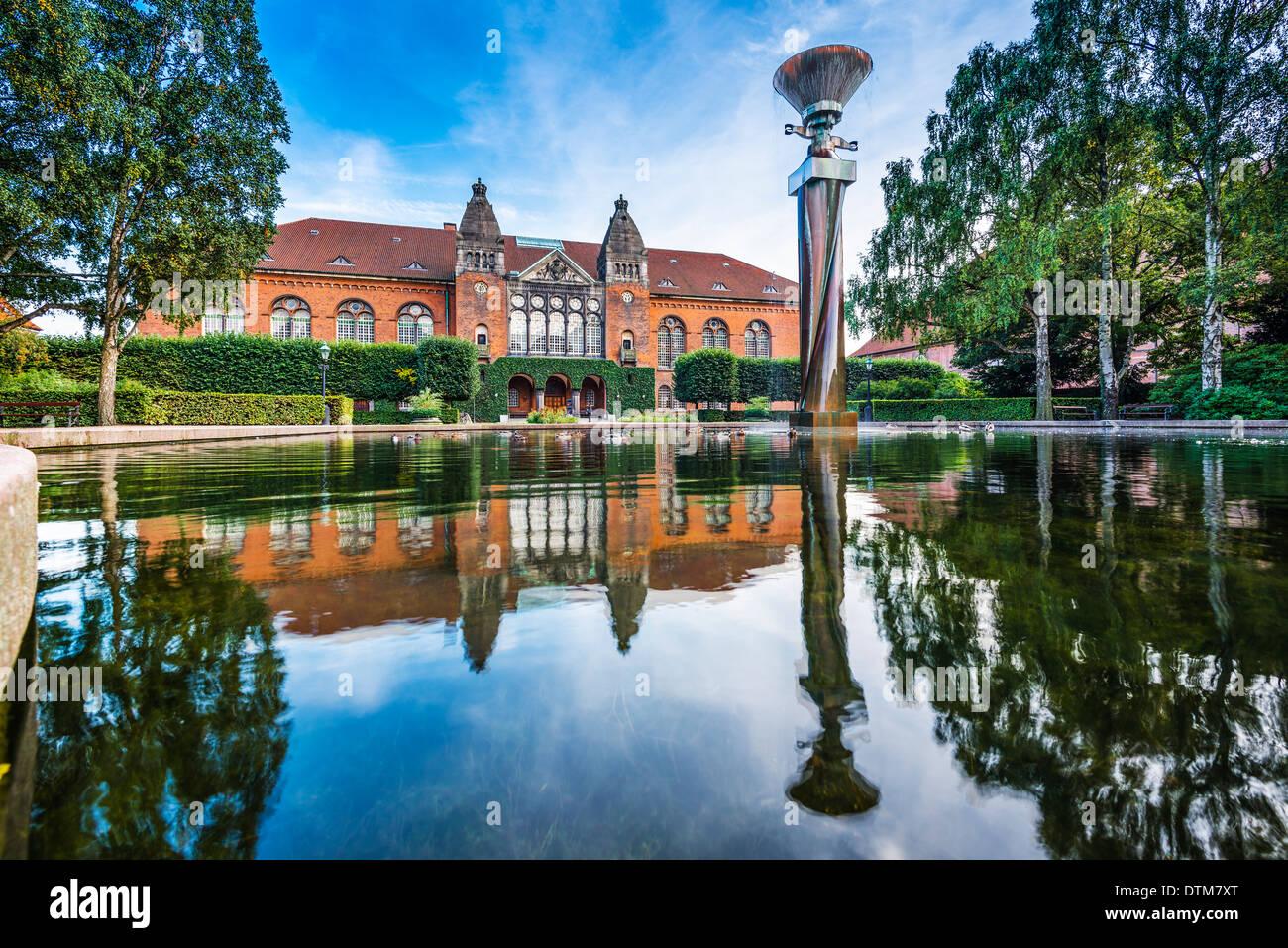 Dänisches Jüdisches Museum in Kopenhagen, Dänemark. Stockbild