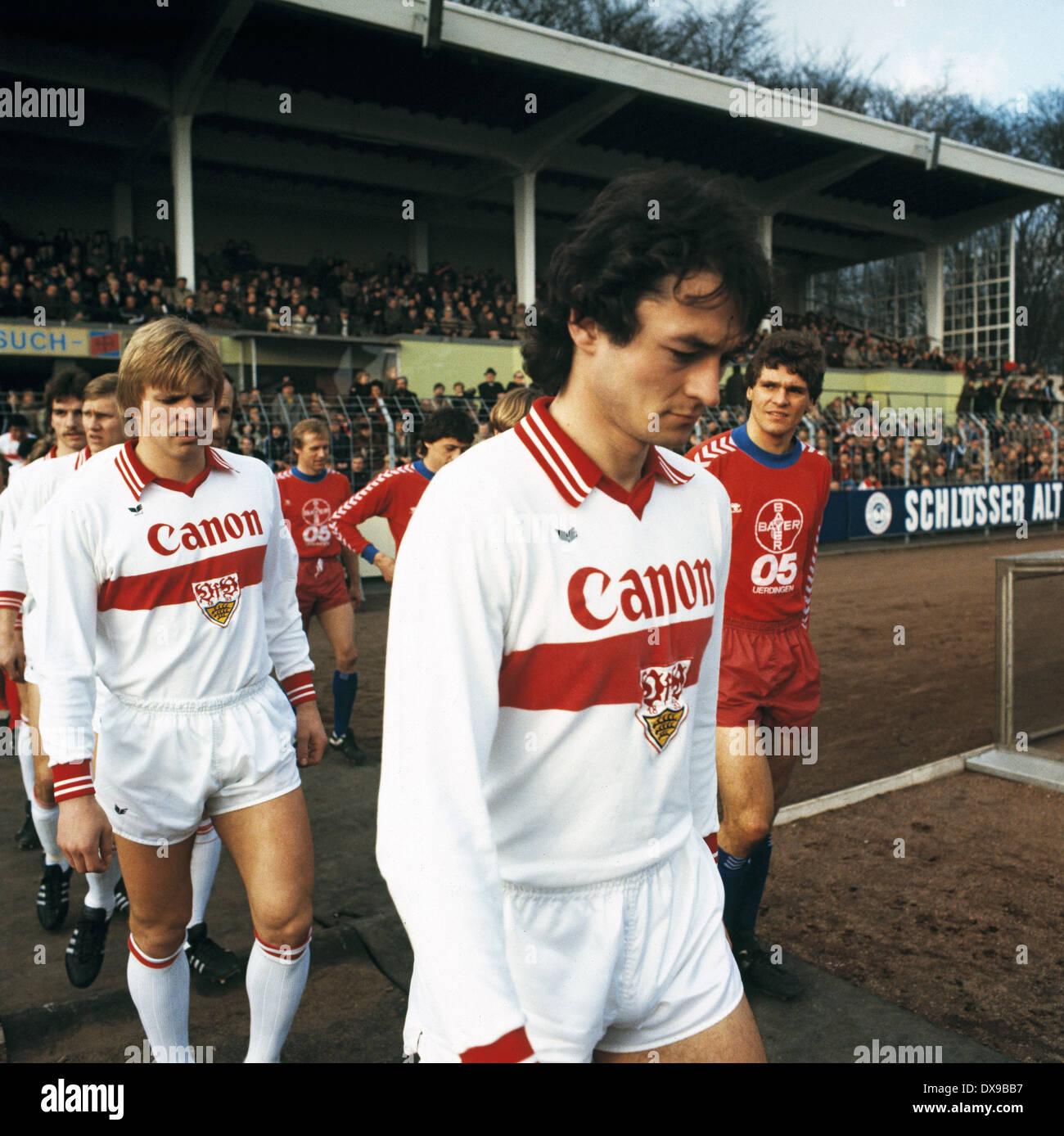 Fu ball bundesliga 1979 1980 grotenburg stadion fc for Bernd martin