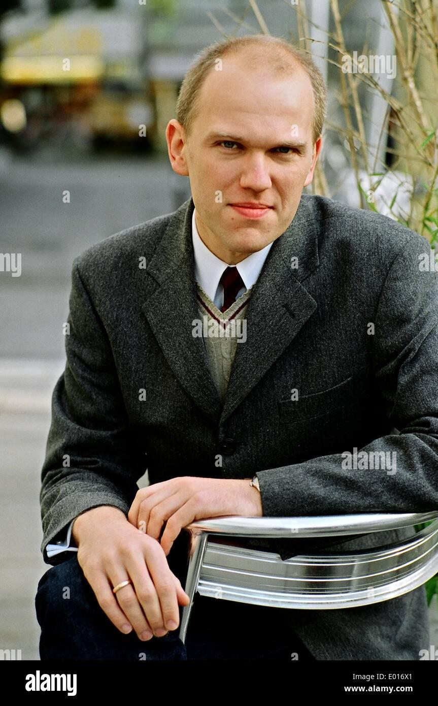 Thomas Böhm, 2002 Stockbild