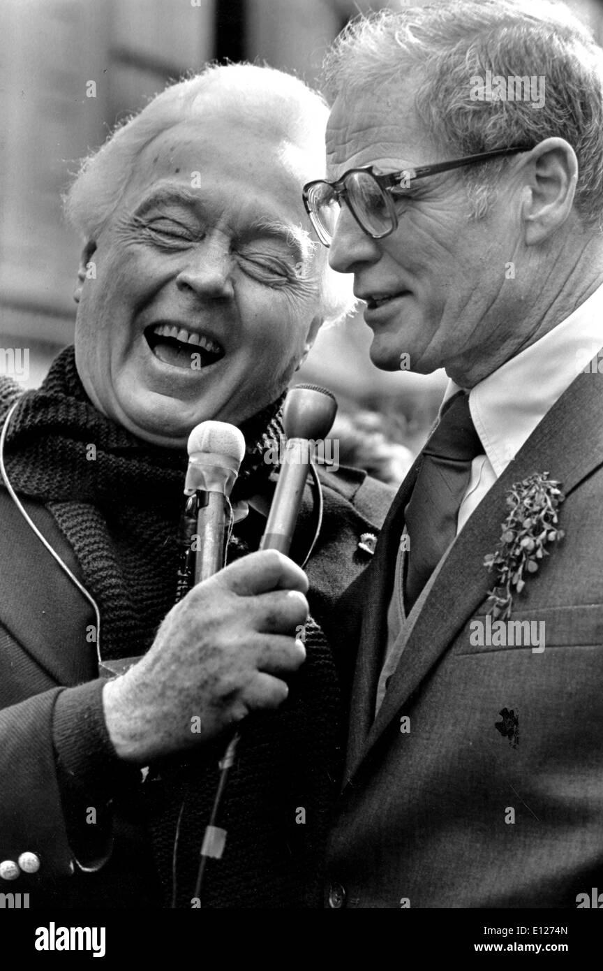 27. Juni 2010 - London, England, Vereinigtes Königreich - Senator ROBERT BYRD ist der 92 - Jahre alte demokratischen Stockbild