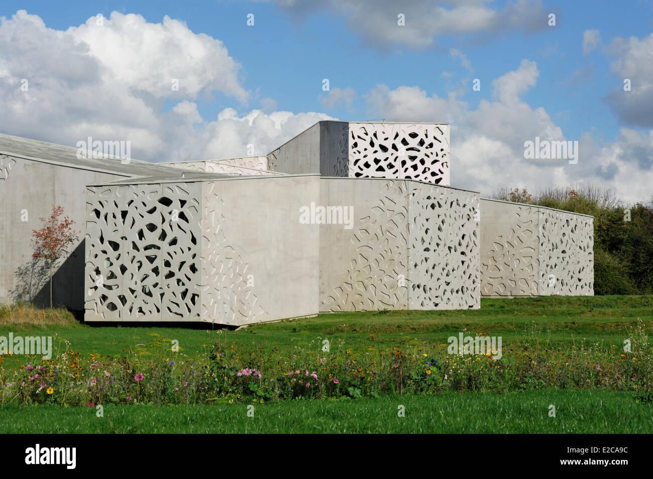 Frankreich, Nord, Villeneuve d ' Ascq, LAM (Lille Metropole Museum of Modern Art, zeitgenössische Kunst Stockbild