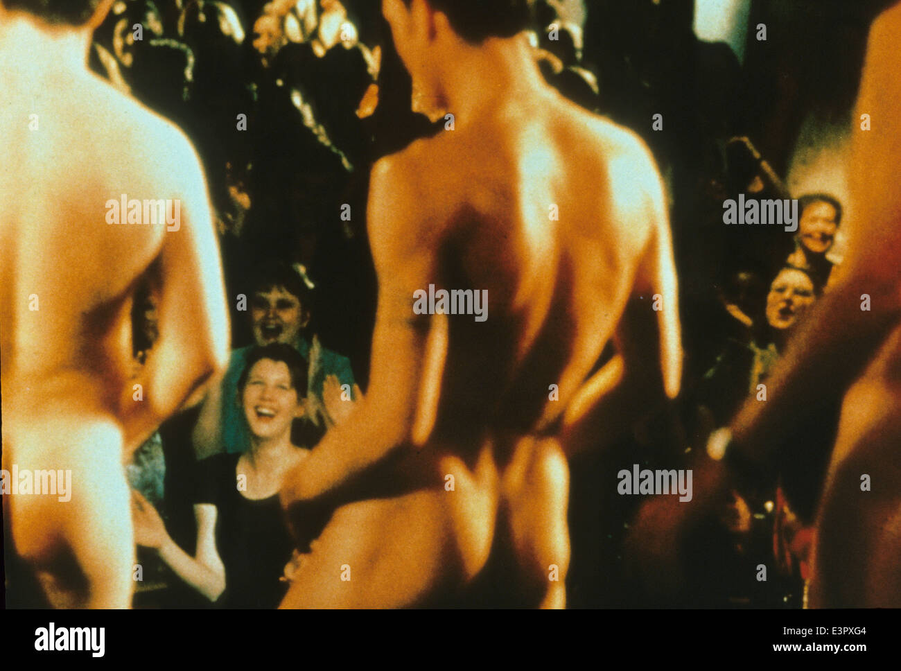 DER volle MONTY 1997 Twentieth Century Fox film Stockbild
