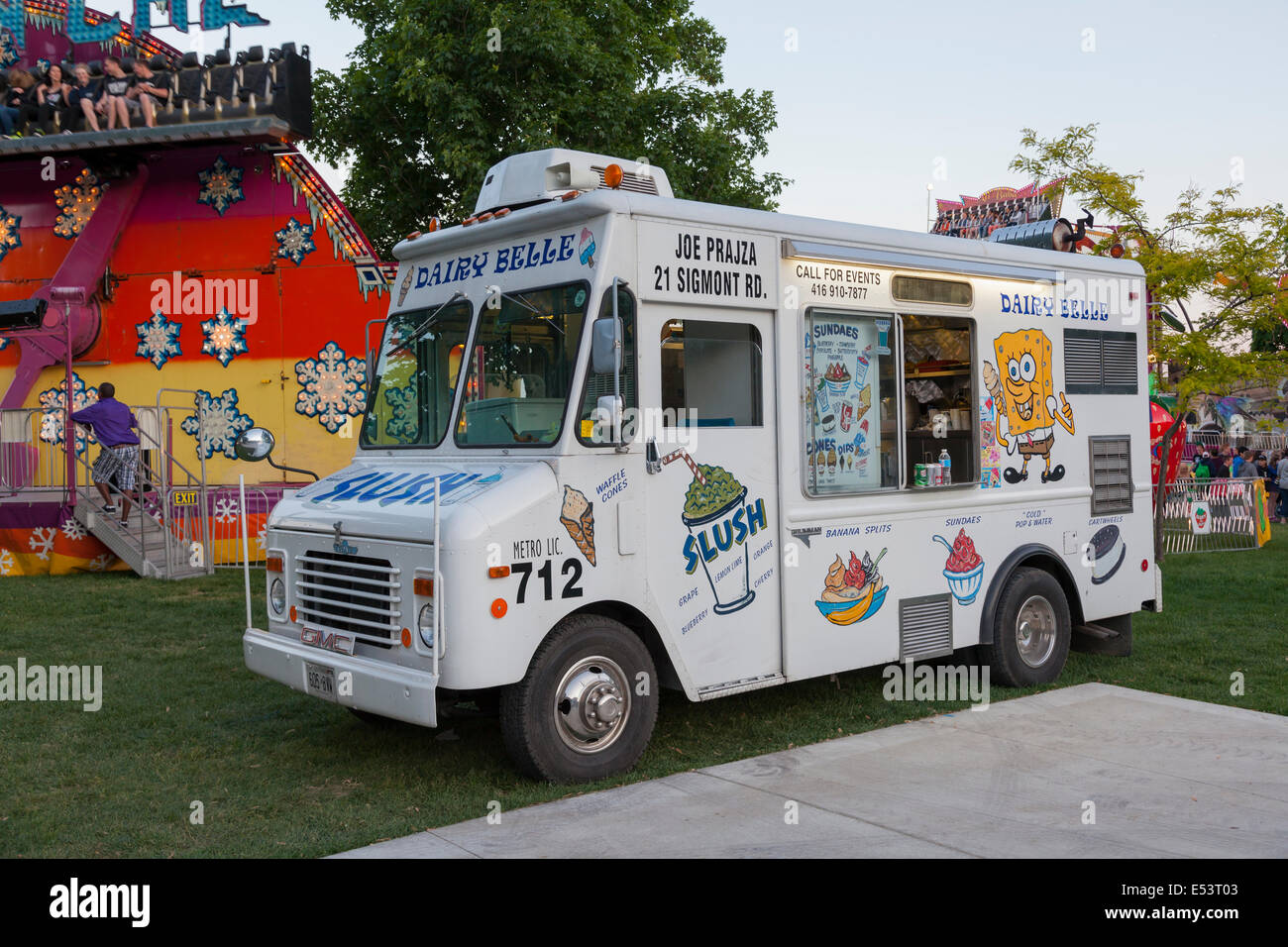 Festival Food Truck  Mai