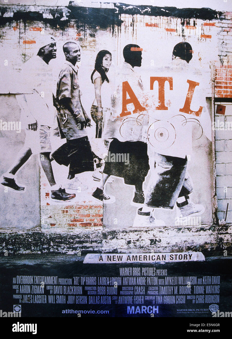 ATL, 2006, © Warner Brothers/Courtesy Everett Collection Stockbild