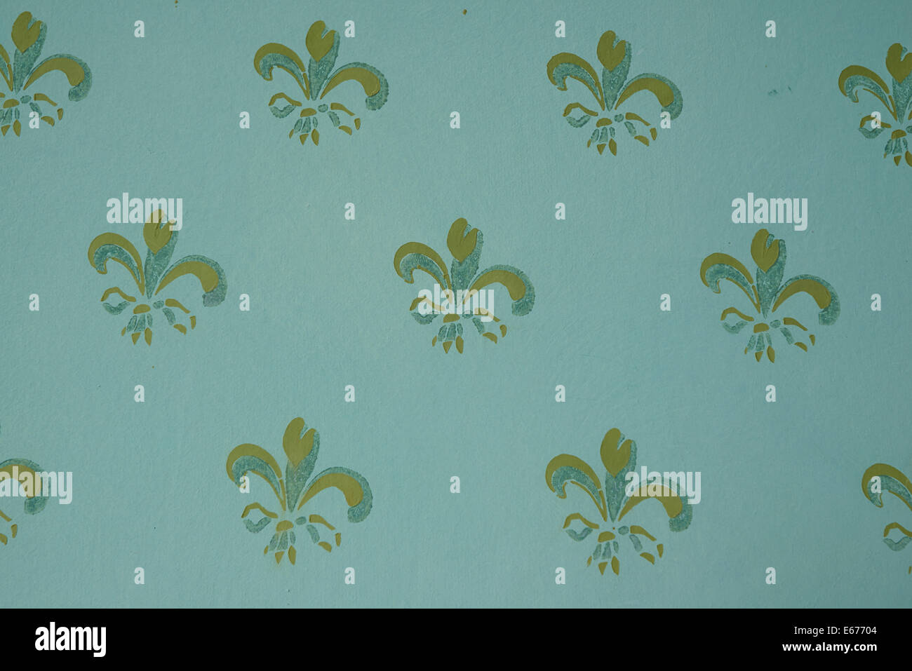 fleur de lis wallpaper stockfotos fleur de lis wallpaper bilder alamy. Black Bedroom Furniture Sets. Home Design Ideas