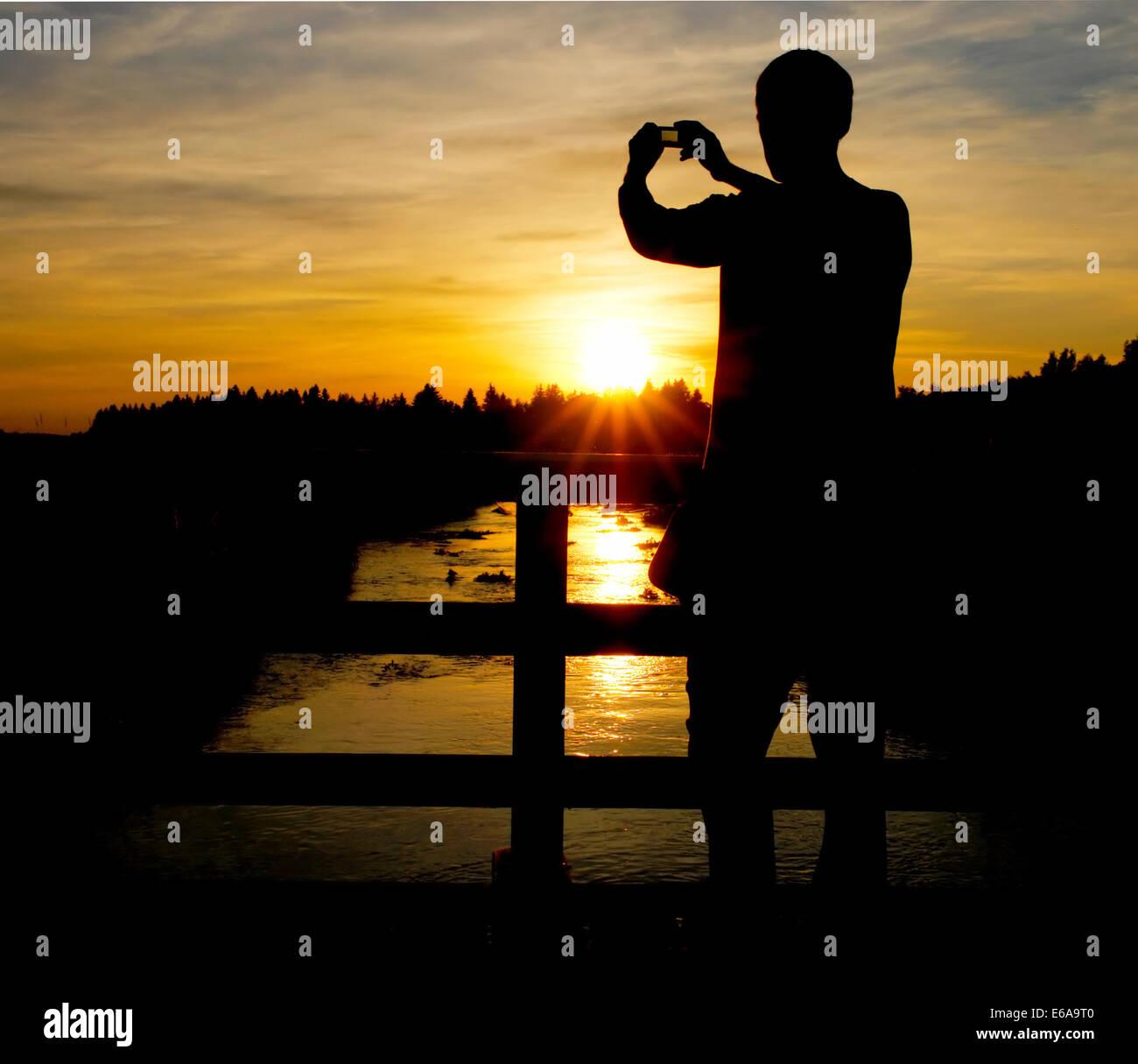 Fotografie, Naturfotografie, Ferien Fotografie Stockbild