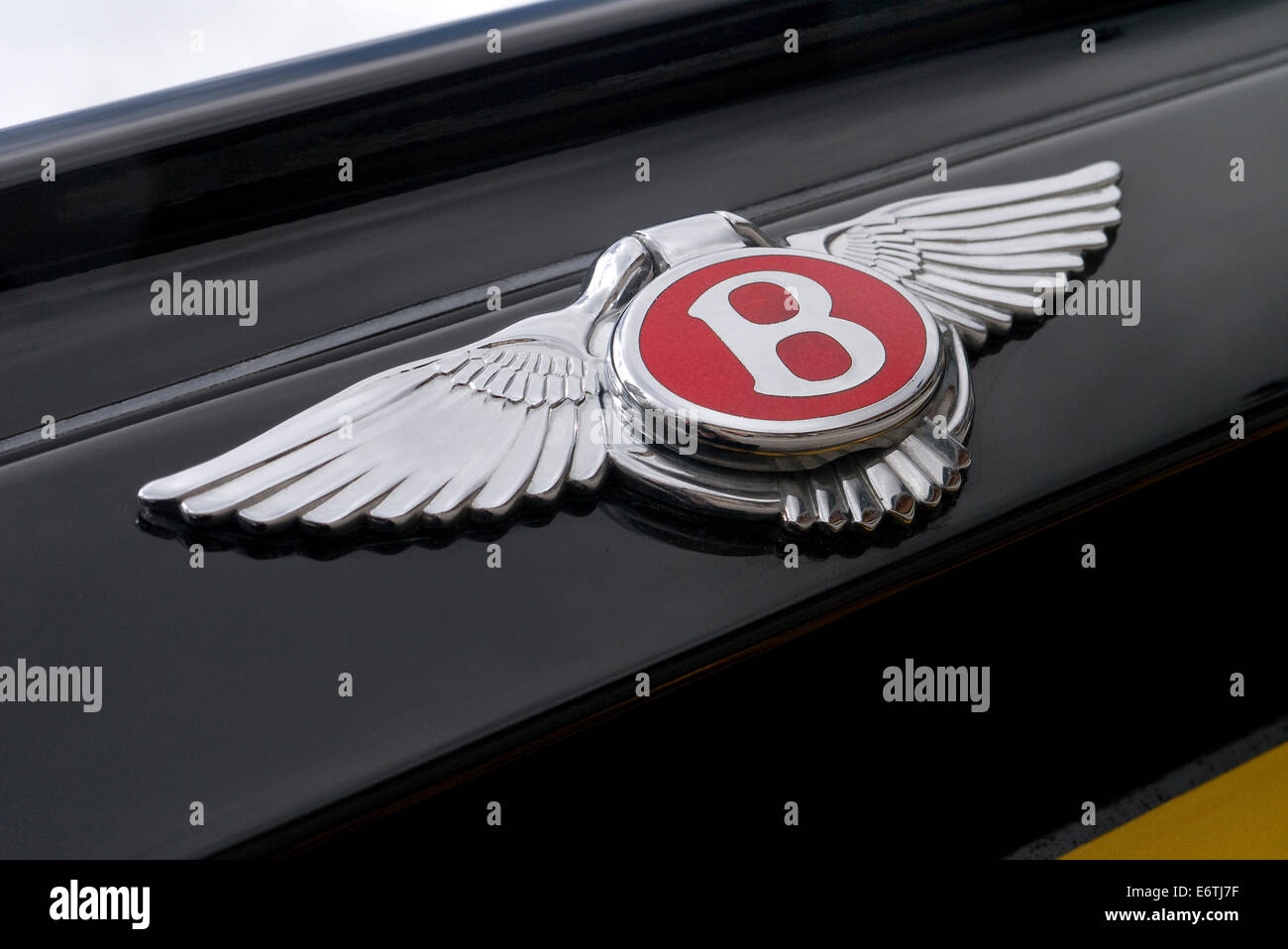 Bentley Continental SC 1999 Stockbild