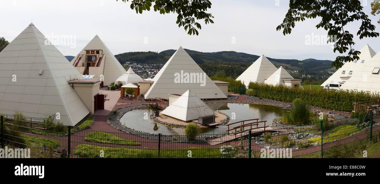 Sauerland Pyramiden