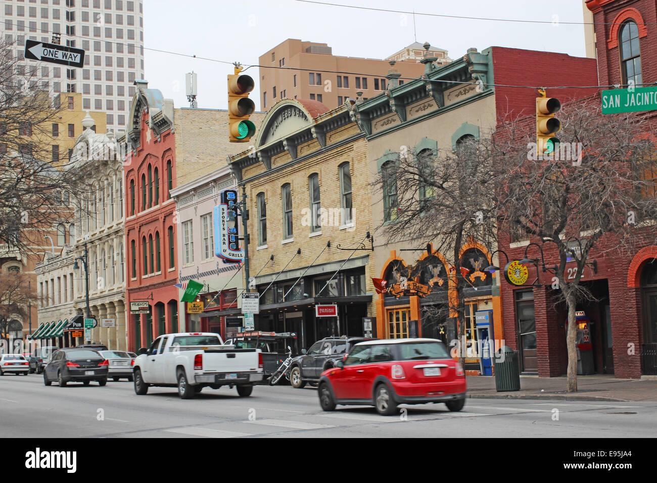 Th Street Cafe Austin Tx