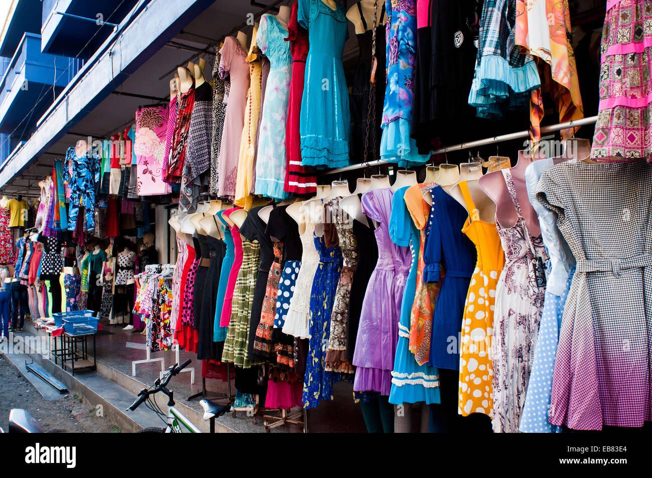 Mauritius clothing stores