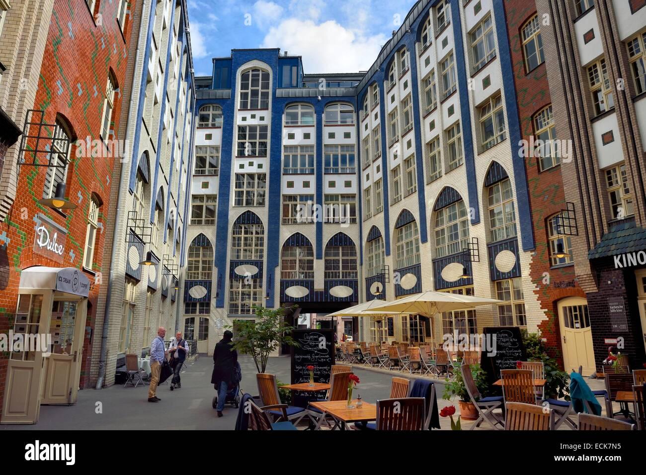 Courtyard Berlin Hotel