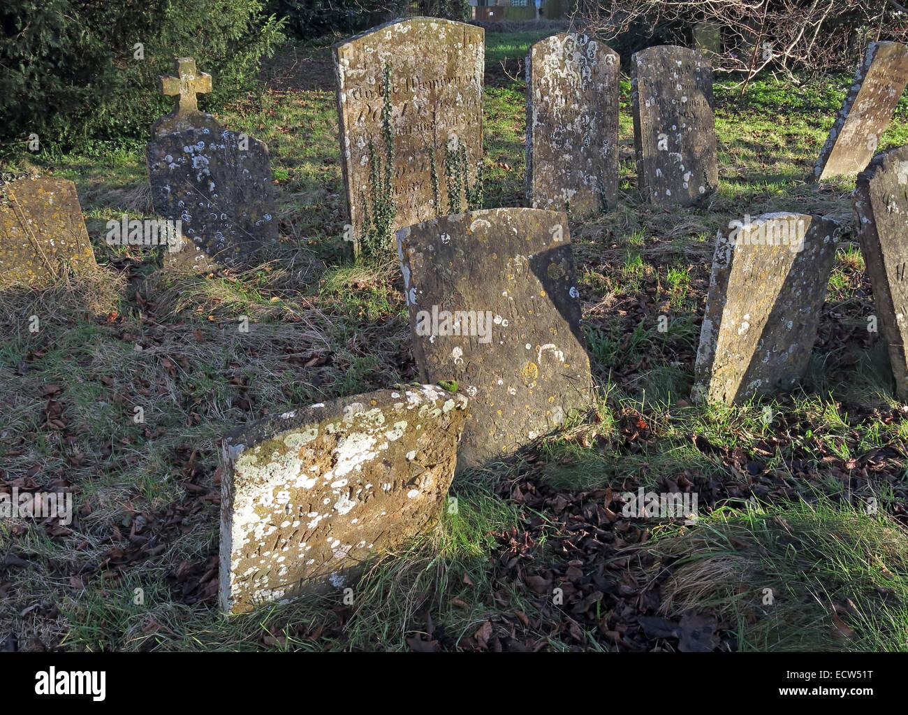 Laden Sie dieses Alamy Stockfoto St. Marys Kirche Ardley, Oxfordshire, England, Vereinigtes Königreich - ECW51T