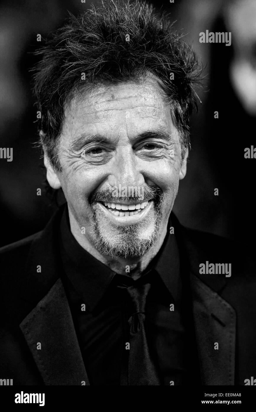 """Venedig, Italien - 30 AUGUST: Al Pacino besucht """"Die demütigende"""" Premiere während der 71. Filmfestspielen Stockbild"""