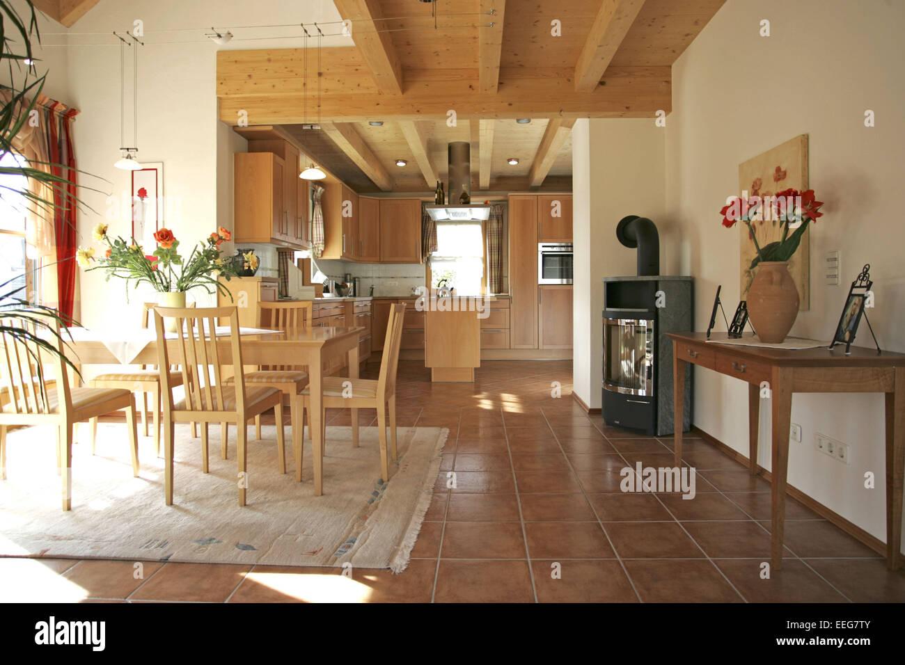 Esszimmer Stockfotos & Esszimmer Bilder - Alamy