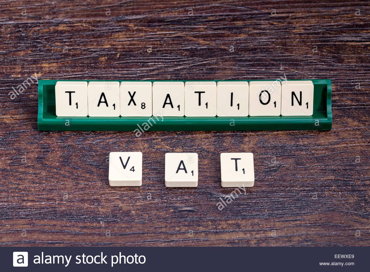 taxation stockfotos taxation bilder alamy. Black Bedroom Furniture Sets. Home Design Ideas