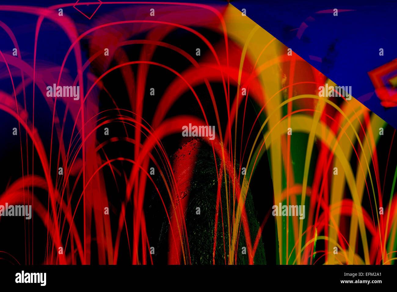 Hintergrund Hintergründe; blau; Farbbild; Farbbilder; Farbbild; Farbbilder; vorgestellten; Horizontal, horizontalen; Stockbild