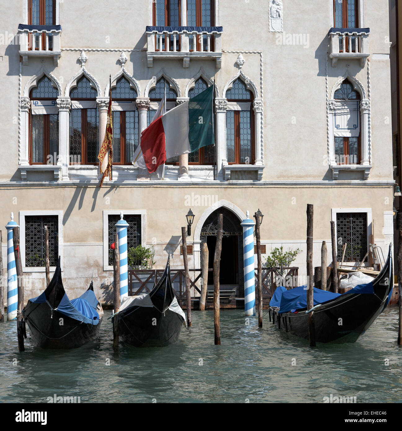 Leben in Venedig - Leben in Venedig Stockbild