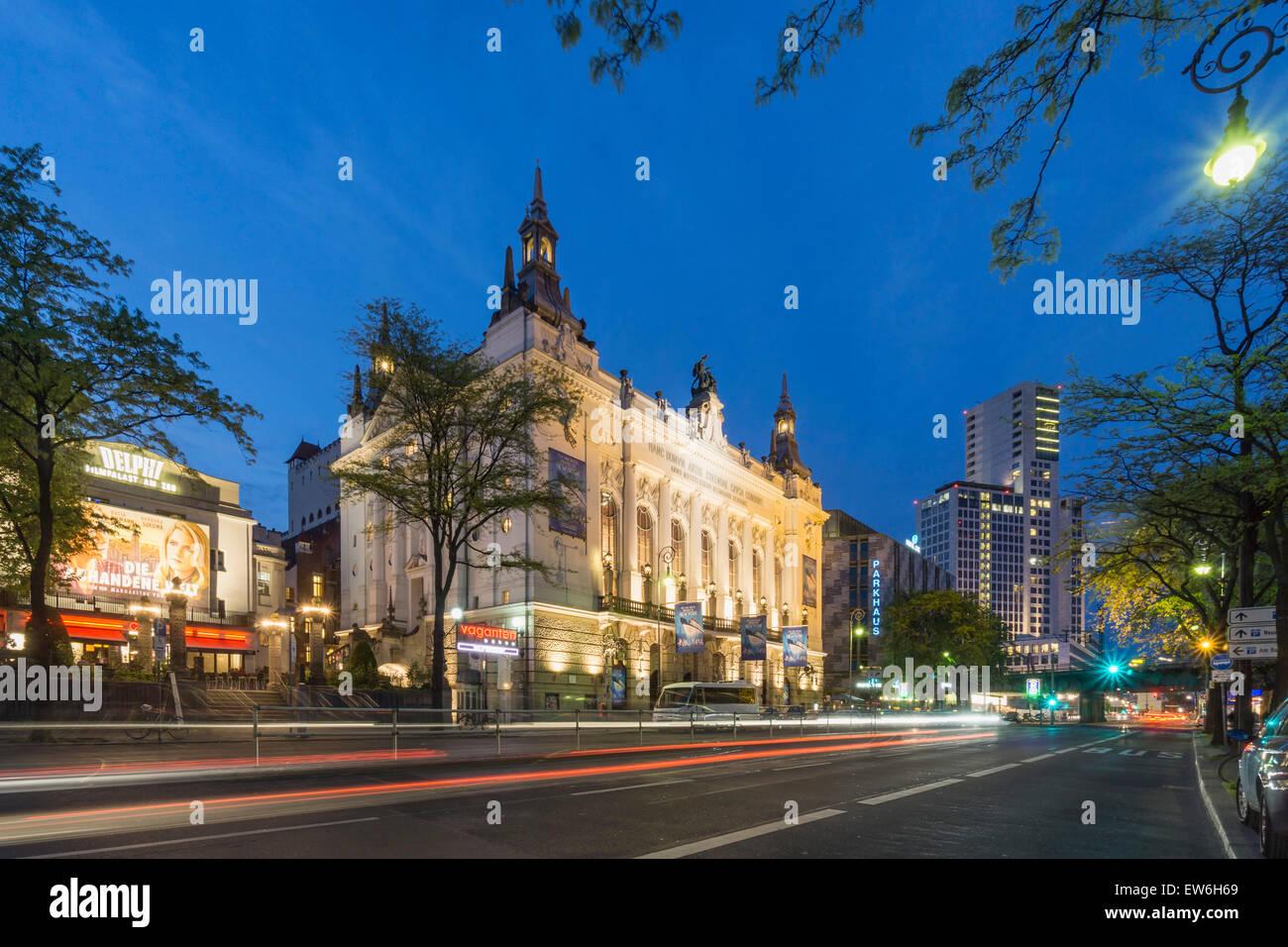 Hotel Theater Des Westens Berlin