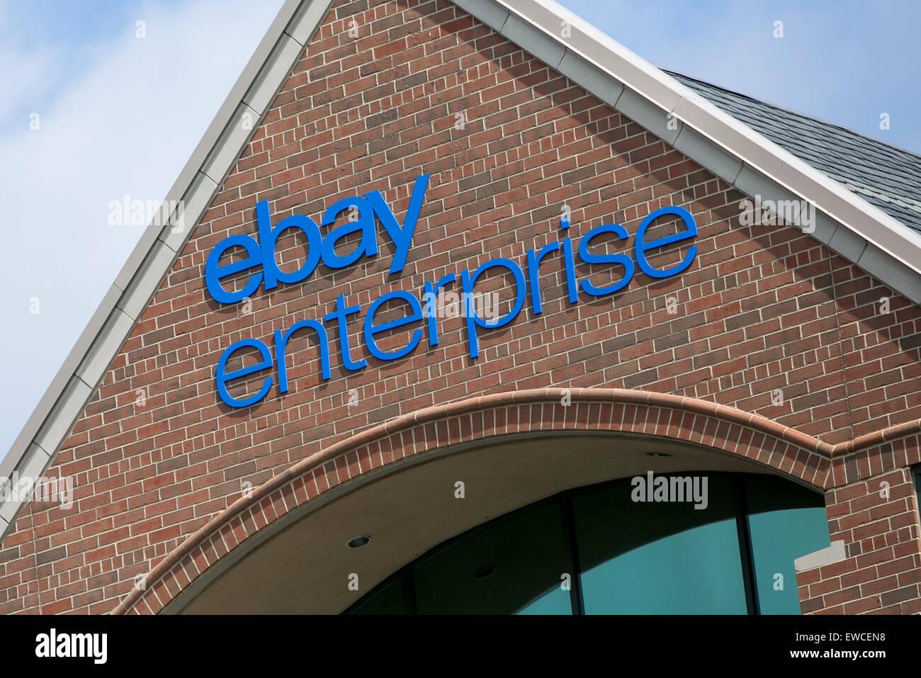 ebay hq headquarters stockfotos ebay hq headquarters