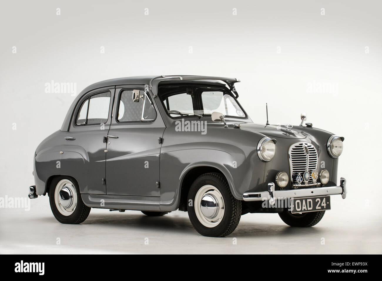1955 Austin A30 Stockbild