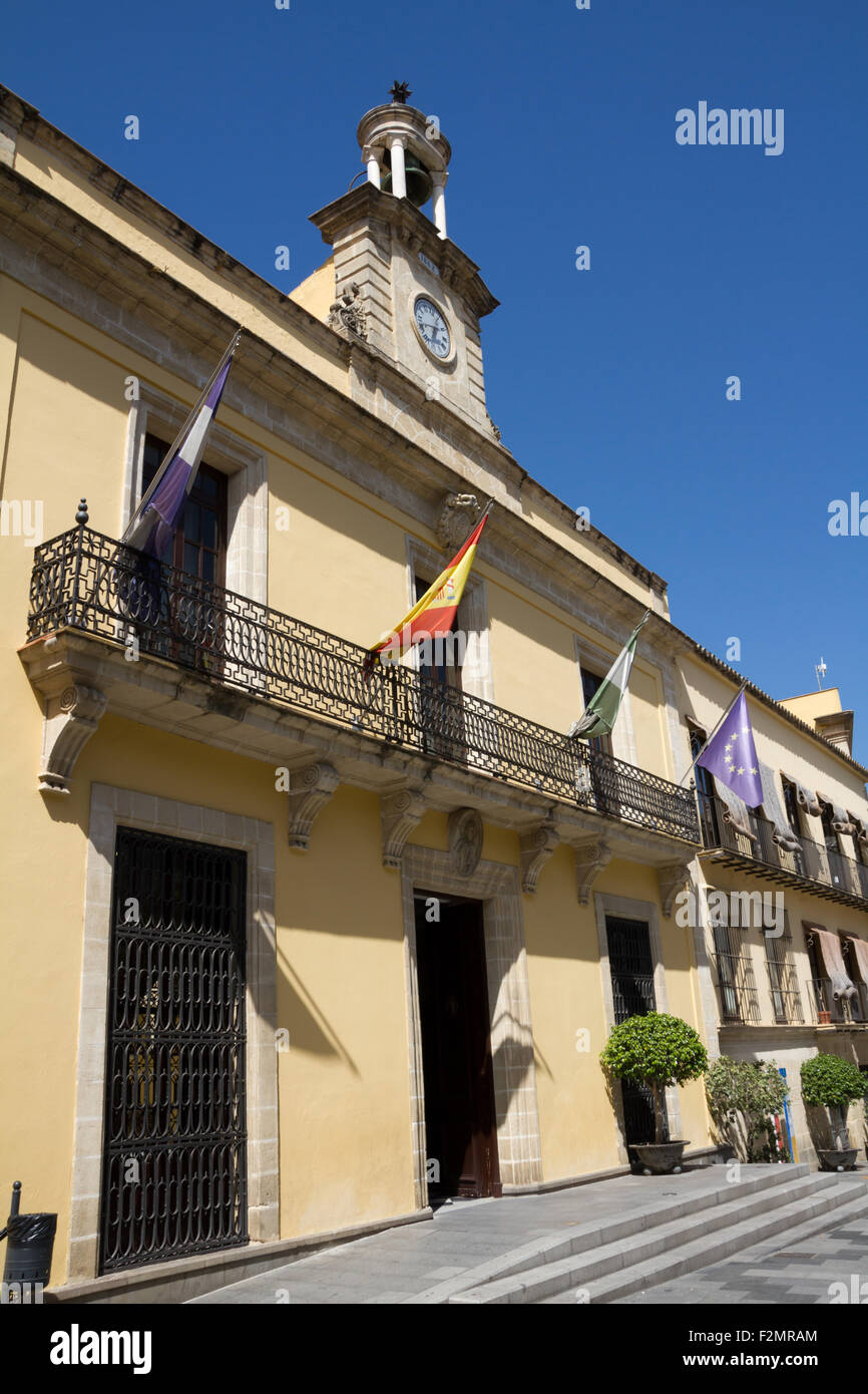 Jerez De La Frontera, Cádiz, Andalusien, Spanien Stockbild
