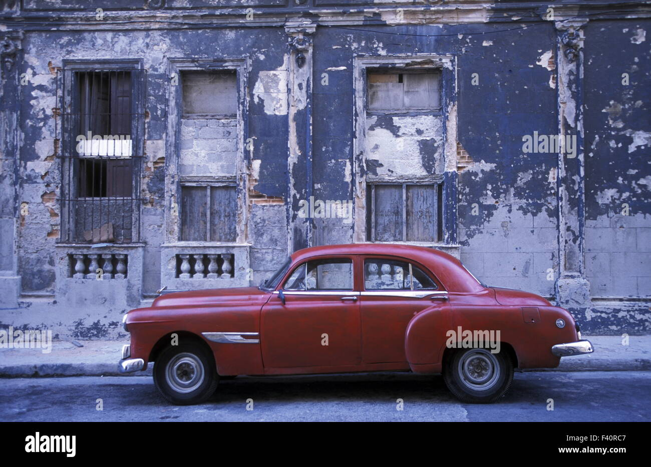 AMERIKA-KUBA-HAVANNA Stockbild