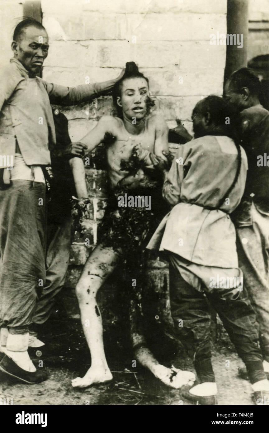 Chinesische Folter