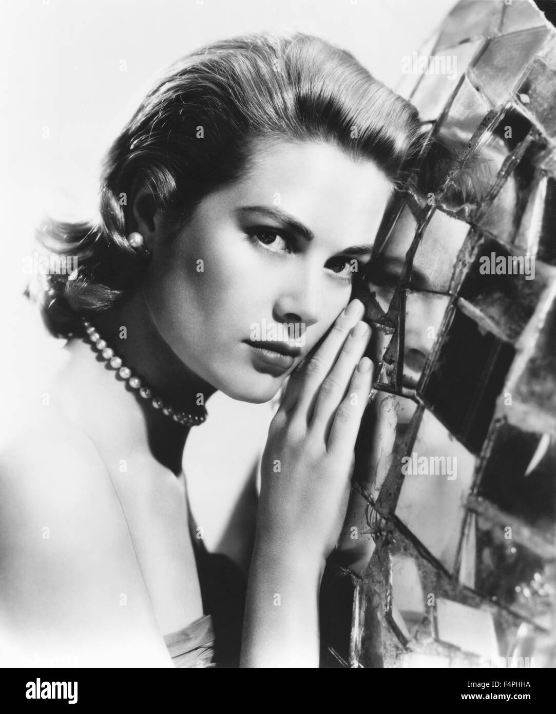 Grace Kelly, 1955 [Paramount Pictures] Stockbild