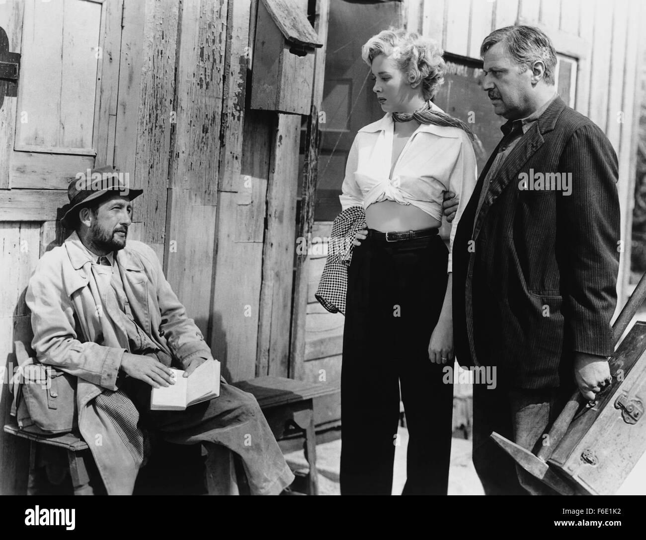 VERÖFFENTLICHT: 24. Juli 1951 - Film Originaltitel: Pickup. Stockbild