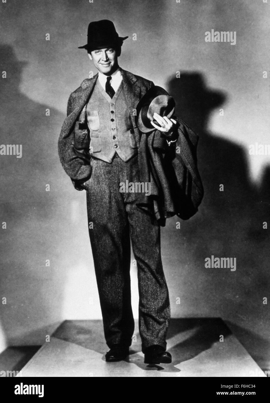 1951, Filmtitel: HARVEY, Regie: HENRY KOSTER, Studio: UNIV, im Bild: HENRY KOSTER. (Bild Kredit: SNAP) Stockbild