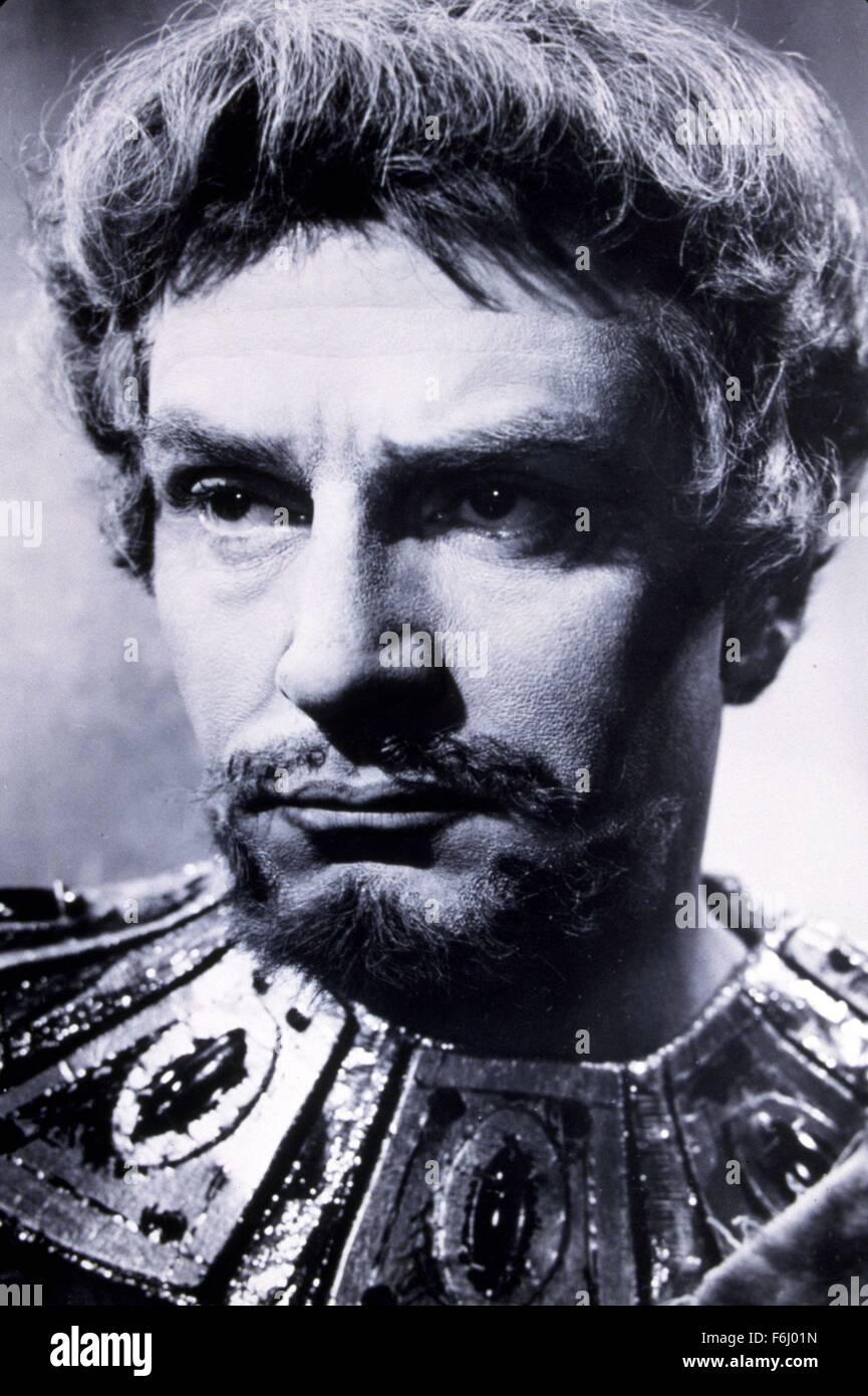 1951, Filmtitel: ANTONY & Kleopatra. (Bild Kredit: SNAP) Stockbild
