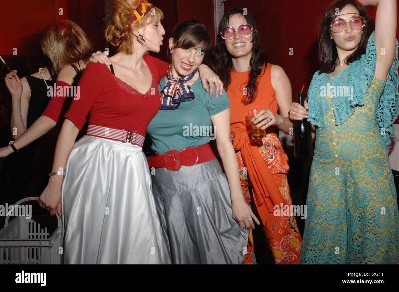 """Club Nacht """"Warped"""" The Mission Zimmer 26 Exmouth Market London EC1R 4QE Dress Code: stammen aus einer Stockbild"""