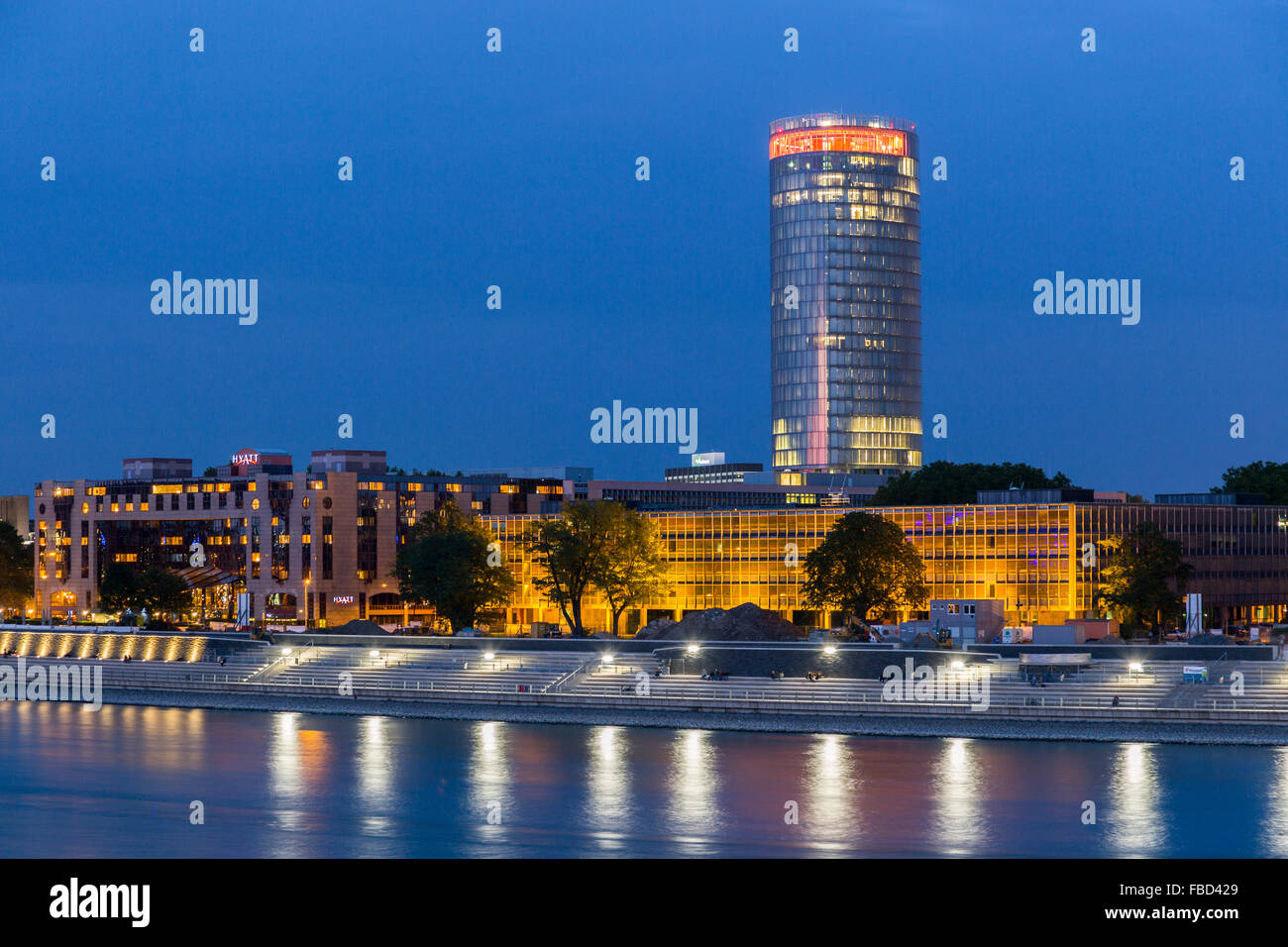 Hotel Im Turm Koln