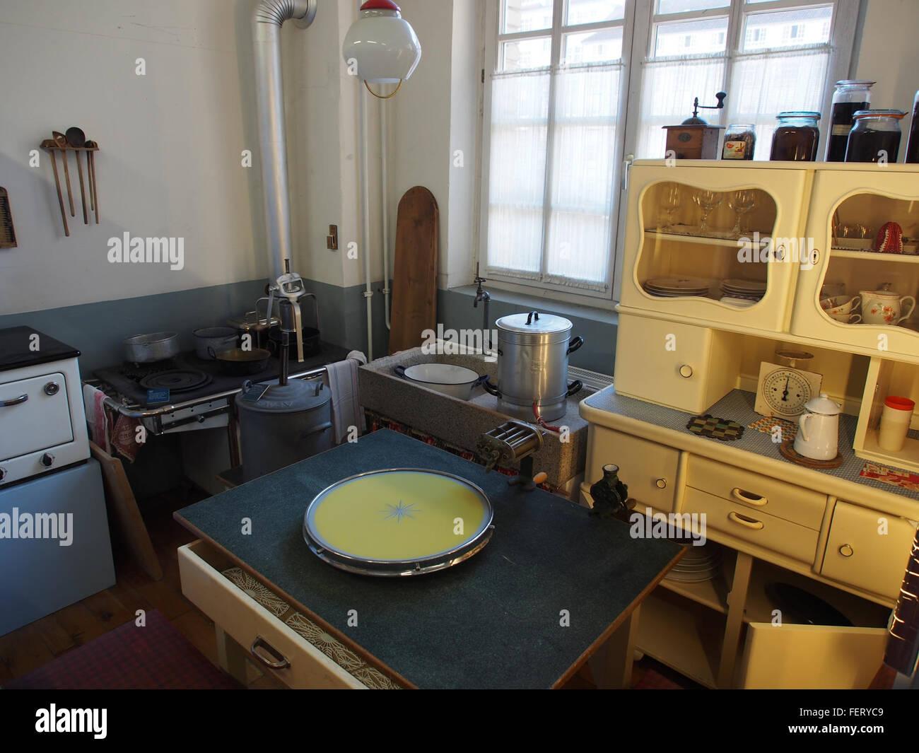 50s stockfotos 50s bilder alamy. Black Bedroom Furniture Sets. Home Design Ideas
