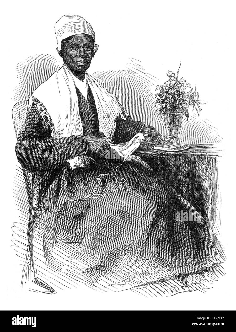 the story of slave named isabella baumfree in sojourner truth Sojourner was born a slave and did not know how to read or write because slaves weren sojourner changed her name in 1843 from isabella baumfree to sojourner truth.
