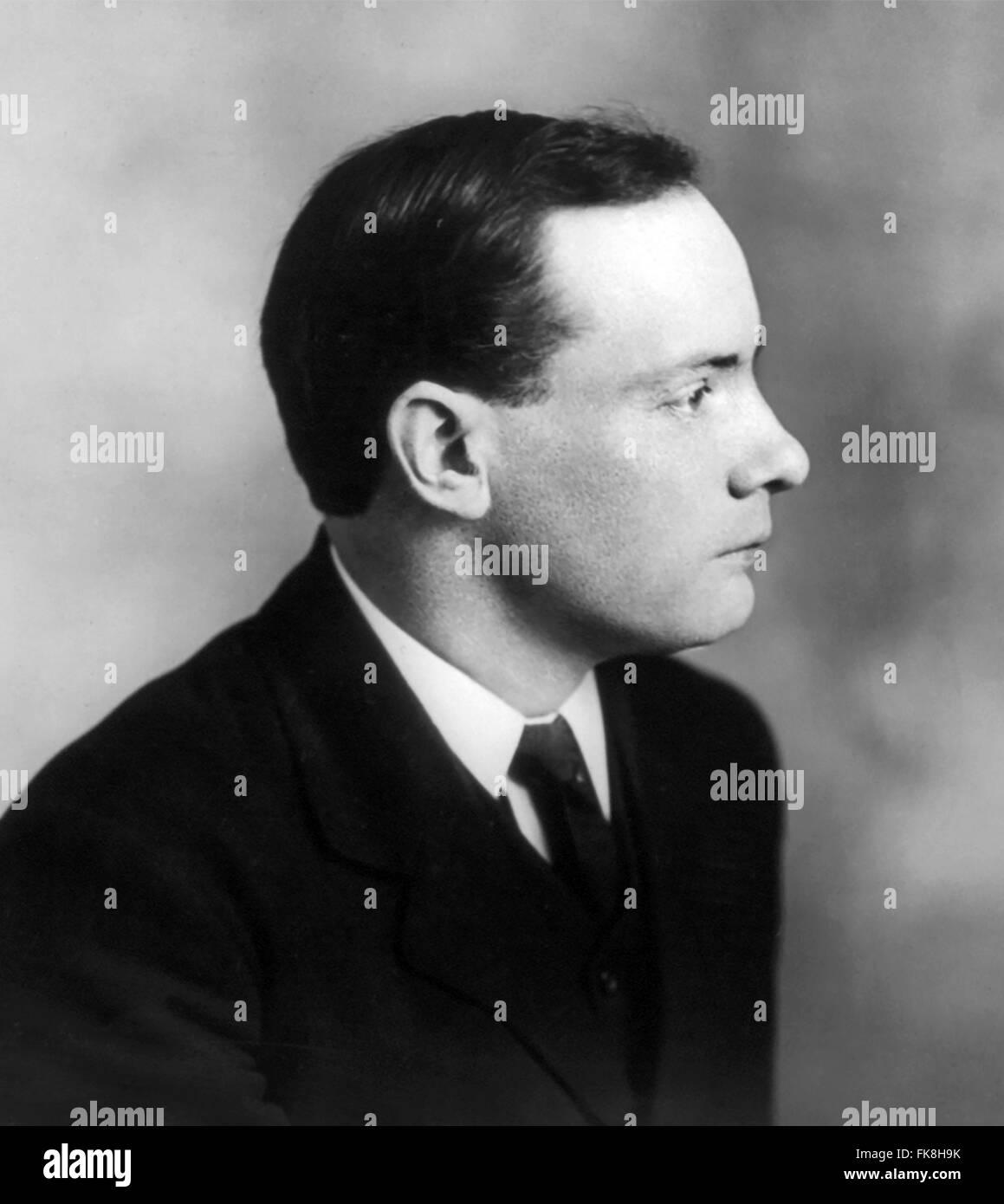 Patrick Pearse, irischer Lehrer, Rechtsanwalt und politischer Aktivist, der eines der führenden Unternehmen Stockbild