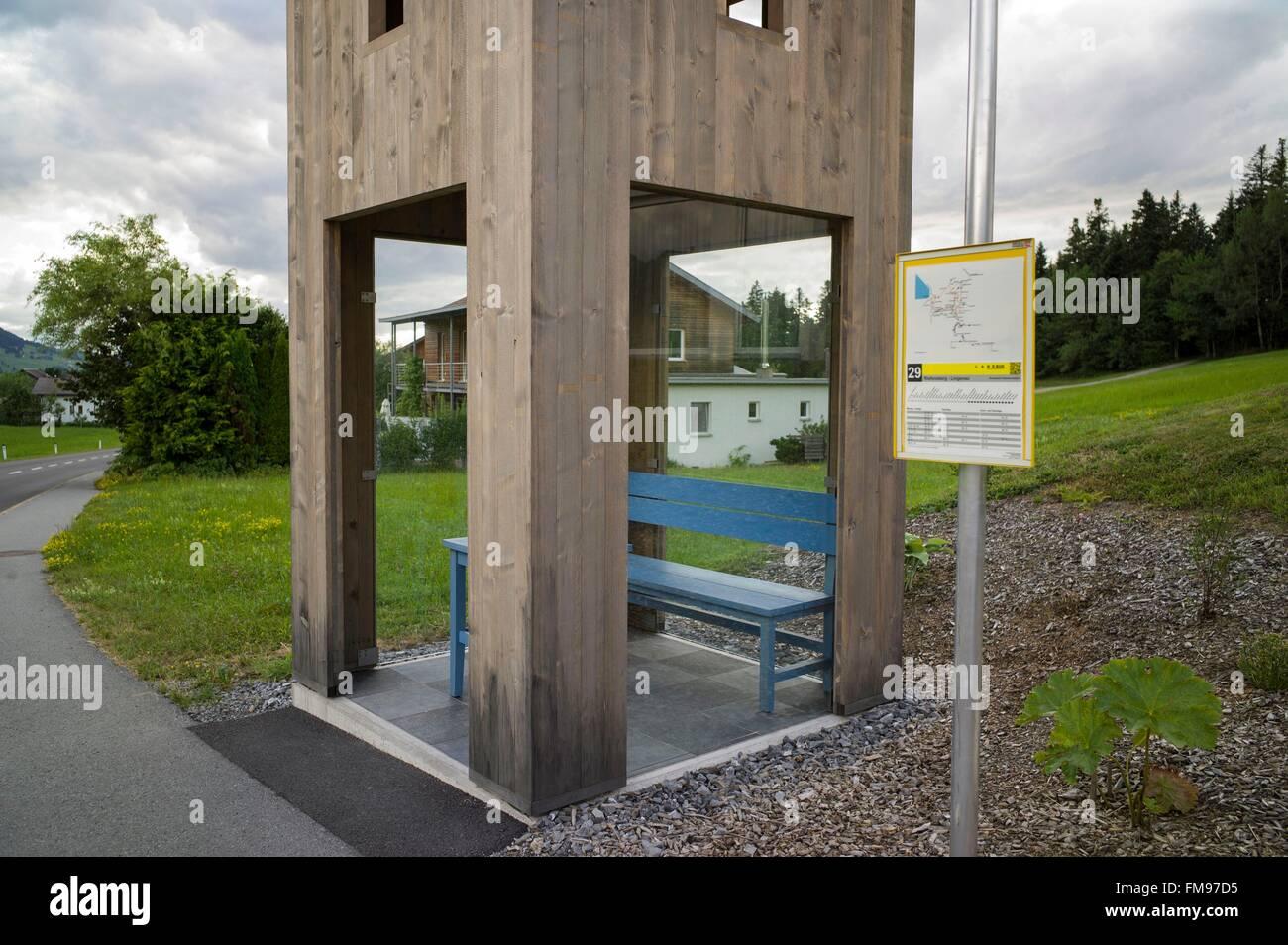 Sterreich vorarlberg bregenzerwald krumbach for Architektur und design