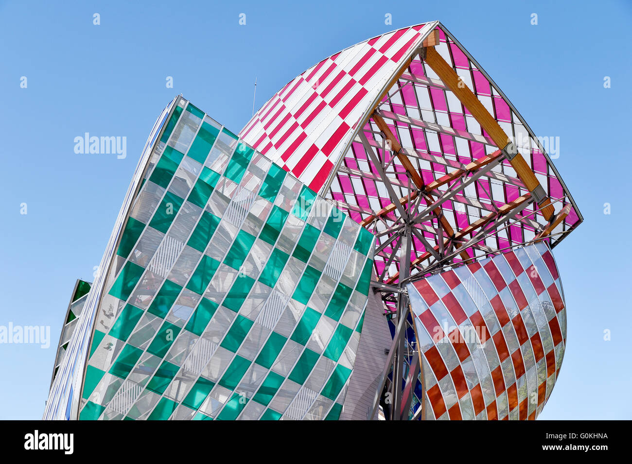 paris daniel buren stockfotos paris daniel buren bilder alamy. Black Bedroom Furniture Sets. Home Design Ideas