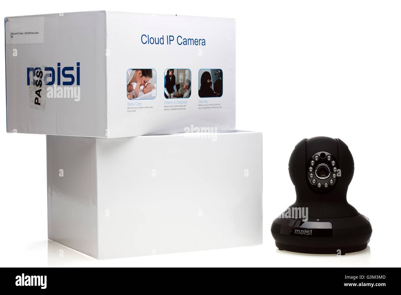 Maisi Cloud IP-Kamera Stockbild