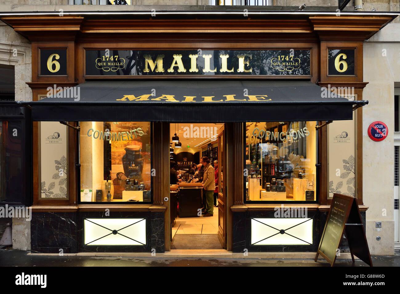 Restaurant Paris Place De La Madeleine