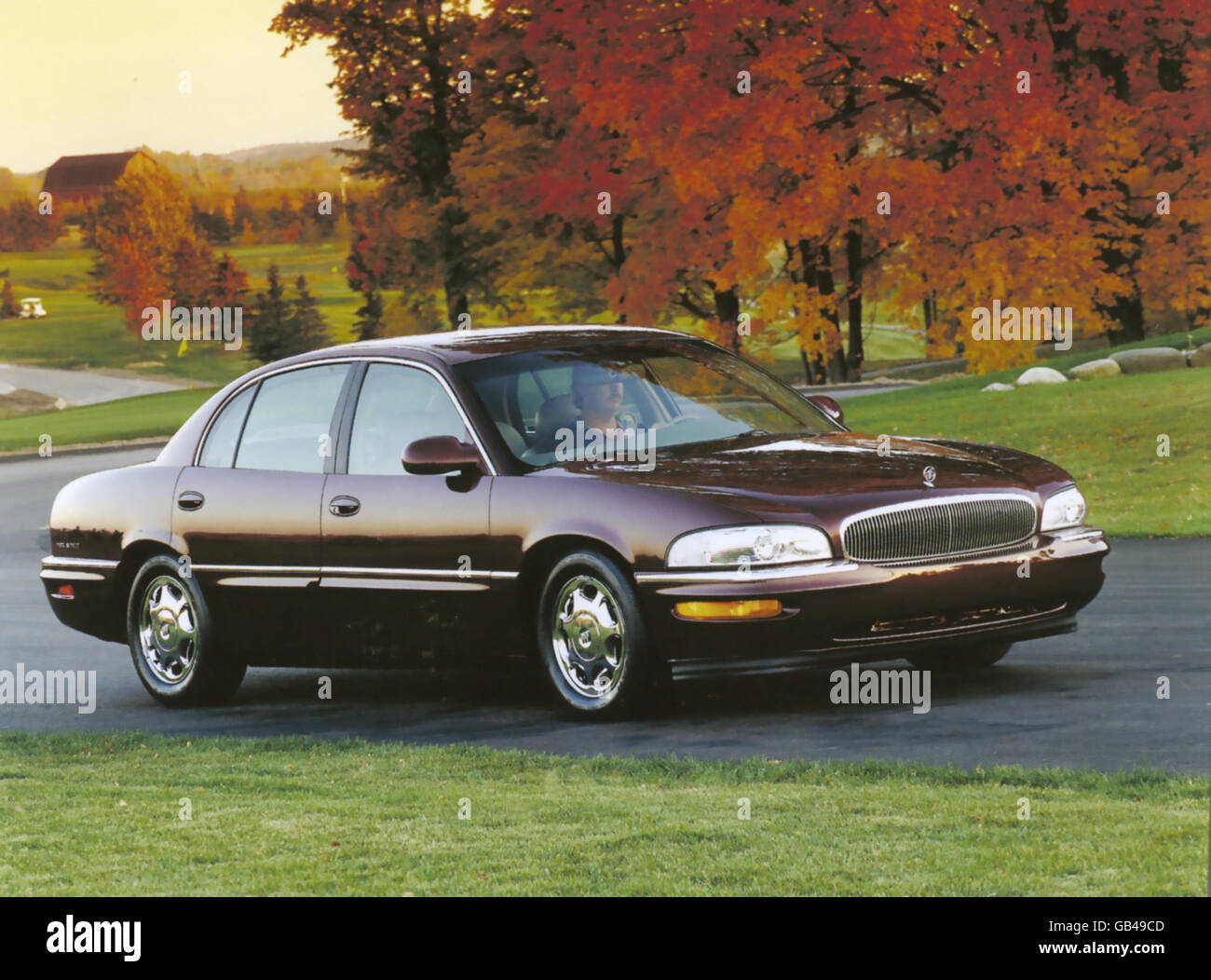 BUICK PARK AVENUE 1997. Foto-General Motors Stockbild