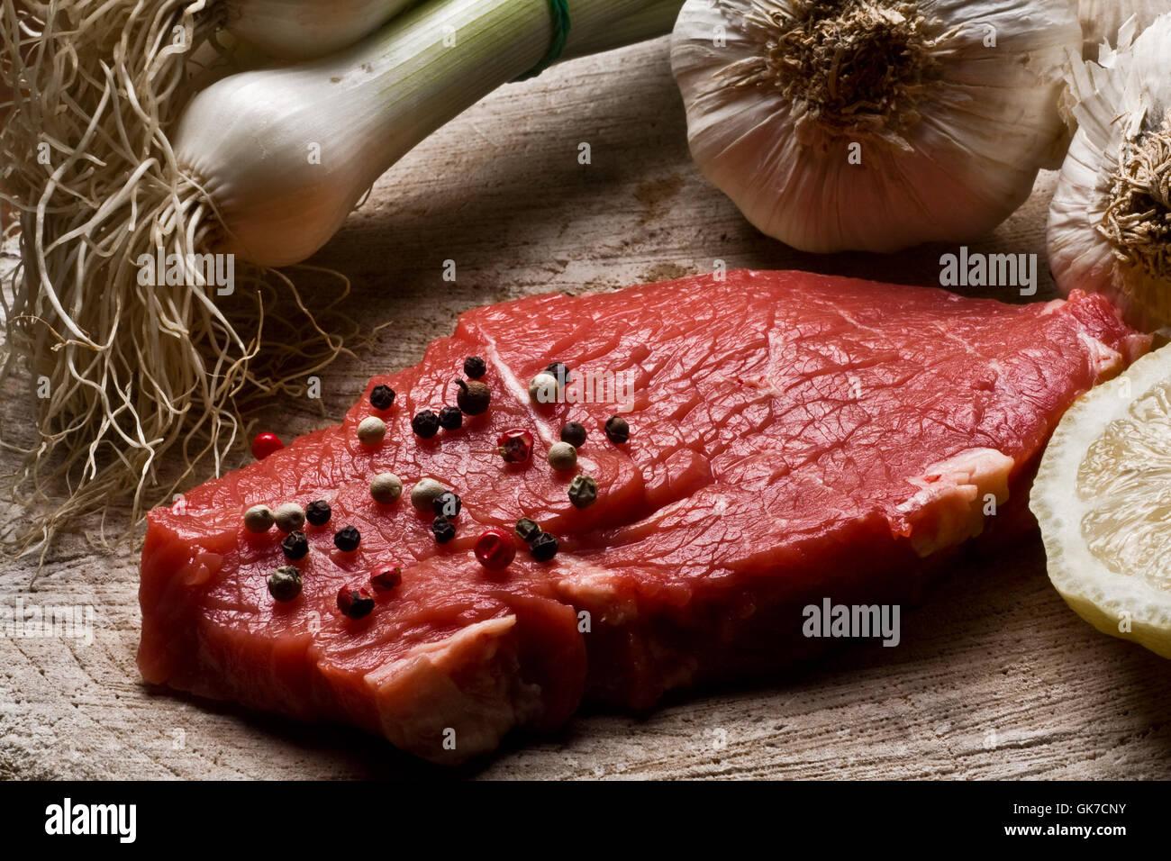 Stillleben-Lebensmittel-Nahrungsmittel Stockbild